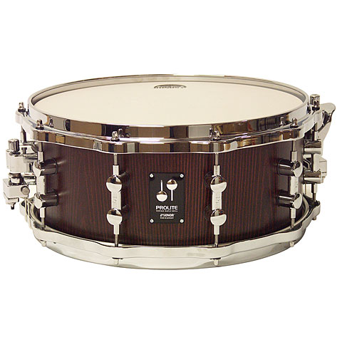 "Snare Drum Sonor ProLite 14"" x 6"" Nussbaum Snare with Die Cast Hoops"