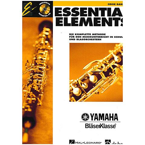 Lehrbuch De Haske Essential Elements Band 1 - für Oboe