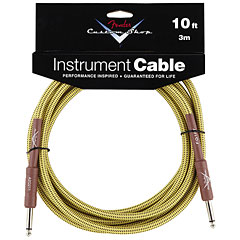 Fender Custom Shop Performance Tweed 3 m « Cable instrumentos