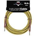 Câble pour instrument Fender Custom Shop Performance Tweed 5,5 m