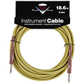 Instrument Cable Fender Custom Shop Performance Tweed 5,5 m
