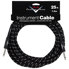 Fender Custom Shop Performance Black Tweed 7,5 m « Cable instrumentos