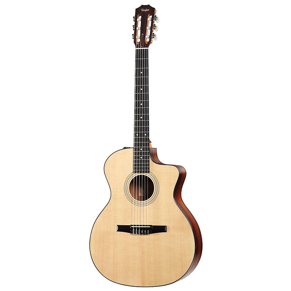 taylor 214ce n classical guitar. Black Bedroom Furniture Sets. Home Design Ideas