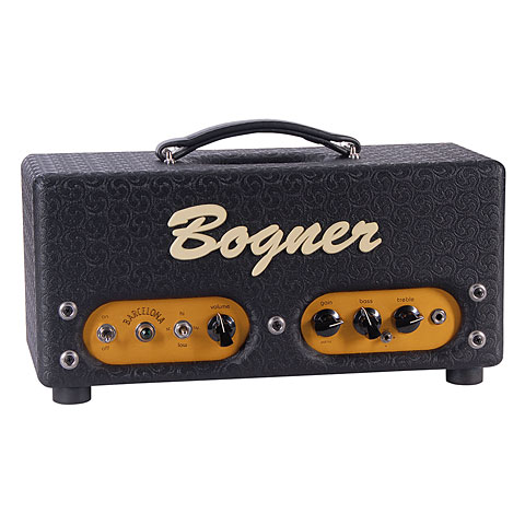 Cabezal guitarra Bogner Barcelona Head