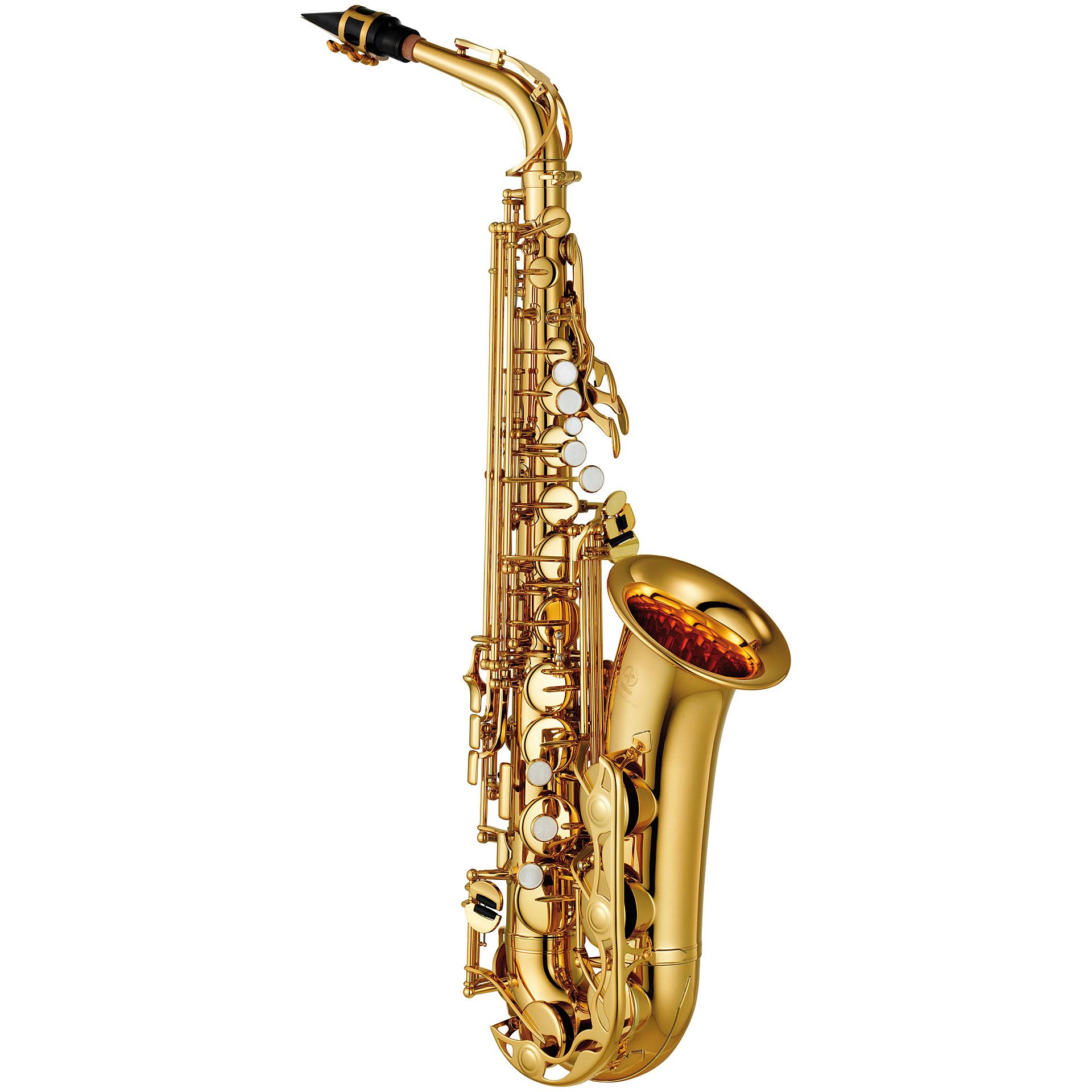 Kết quả hình ảnh cho Alto Saxophone Yamaha YAS-280