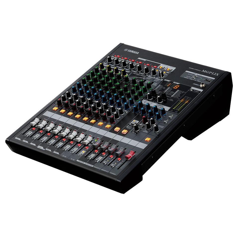 Yamaha mgp12x mesa de mezclas for Mesa de mezclas fonestar