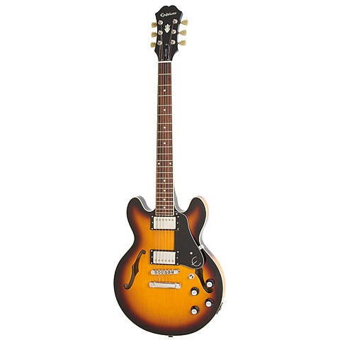 Electric Guitar Epiphone ES-339 Pro Vintage Sunburs