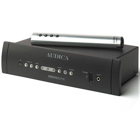 Amplificador mezclador de audio Audica MICROzone