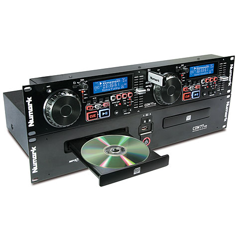 CD Player Numark CDN-77USB