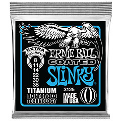 Ernie Ball Extra Slinky Coated 3125 .008-038 « Corde guitare électrique