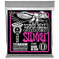 Corde guitare électrique Ernie Ball Coated Slinky 3123 009-042