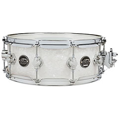 DW Performance Performance 14'' x 5,5'' White Marine « Caisse claire