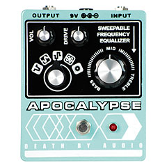 Death By Audio Apocalypse Fuzz « Effectpedaal Gitaar
