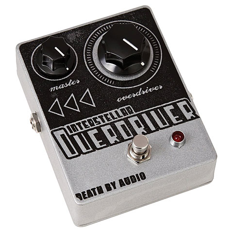 Effets pour guitare électrique Death By Audio Interstellar Overdriver