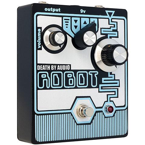 Pedal guitarra eléctrica Death By Audio Robot