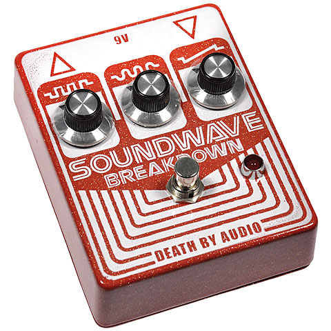 Pedal guitarra eléctrica Death By Audio Soundwave Breakdown
