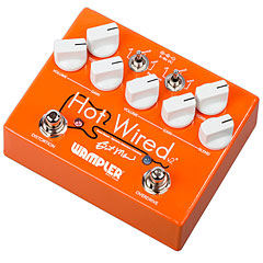 Wampler Hot Wired V2 « Pedal guitarra eléctrica