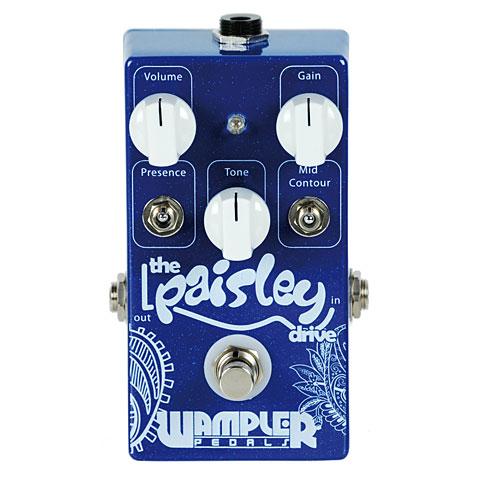 Effets pour guitare électrique Wampler Paisley Drive V1