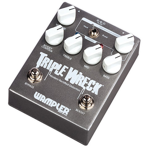 Wampler Triple Wreck V-2