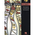 Play-Along Hal Leonard Movie Songs for Trumpet