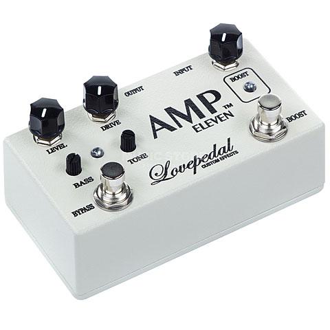 Pedal guitarra eléctrica Lovepedal Amp Eleven