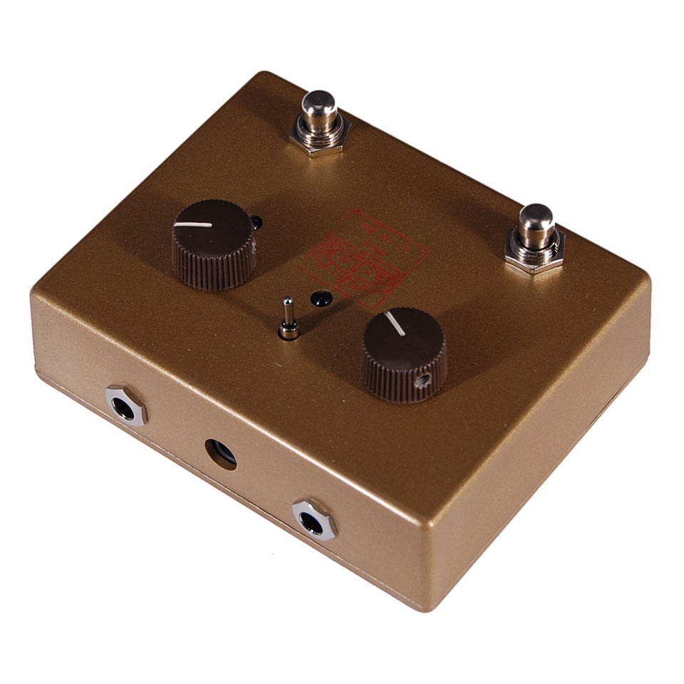 how to change the effects of a guitar pedal