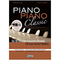 Music Notes Hage Piano Piano Classic (Mittelschwer)