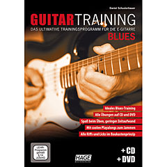 Hage Guitar Training Blues « Leerboek