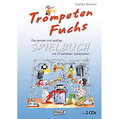Hage Trompeten Fuchs Spielbuch « Нотная тетрадь