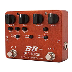 Xotic BB Plus « Pedal guitarra eléctrica