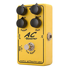 Xotic AC Booster « Pedal guitarra eléctrica