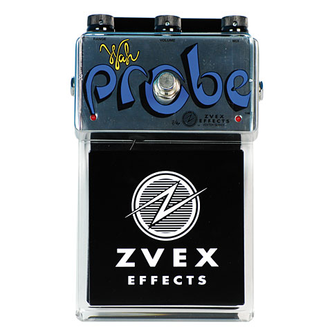 Pedal guitarra eléctrica Z.Vex Wah Probe Vexter