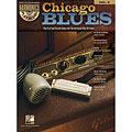Play-Along Hal Leonard Harmonica Play-Along Vol.9 - Chicago Blues