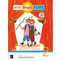 Lektionsböcker Universal Edition Mini Magic Flute Band 2