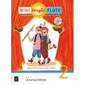Libro di testo Universal Edition Mini Magic Flute Band 2
