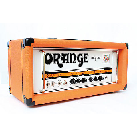 Cabezal guitarra Orange Thunder TH30H