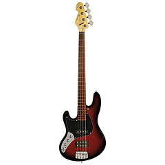 Sandberg California TM4 RW RDB « Lefthanded Bass Guitar