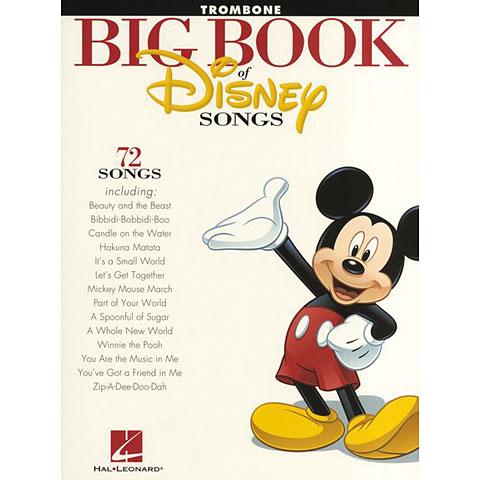 Hal Leonard Big Book Of Disney Songs for trombone