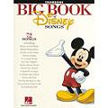 Music Notes Hal Leonard Big Book Of Disney Songs - Trombone