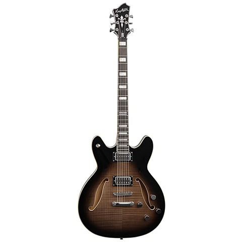 Hagstrom Viking Deluxe Baritone CBK « Electric Guitar