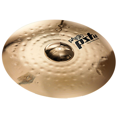 Paiste PST 8 18  Medium Crash