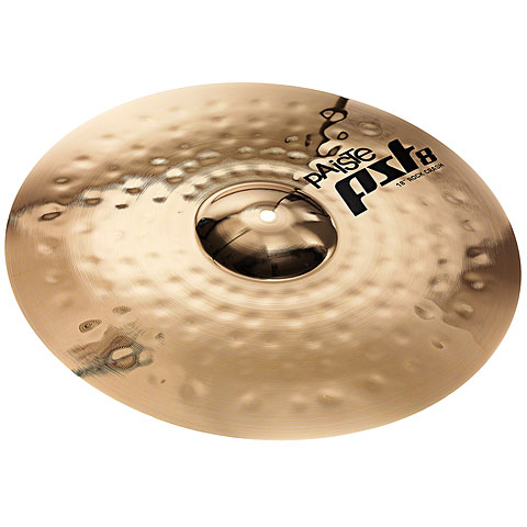 "Cymbale Crash Paiste PST 8 18"" Rock Crash"