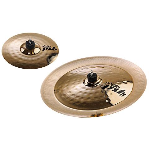 Pack de cymbales Paiste PST 8 Effects Pack 10SP/18CH Becken-Set