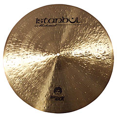 "Istanbul Mehmet Realistic Rock 22"" Ride « Cymbale Ride"