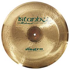 "Istanbul Mehmet El Negro 16"" China « Cymbale China"