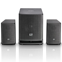 LD Systems DAVE 10 G3 « Active PA-Speakers
