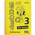 Βιβλίο τραγουδιών Dux Das Ding 3