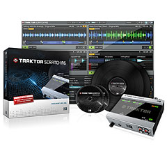 Native Instruments Traktor Scratch A6 « Contrôleur DJ
