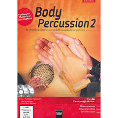 Helbling Body Percussion 2 « Manuel pédagogique