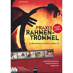 Helbling Praxis Rahmen-Trommel « Instructional Book